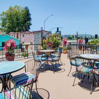 Super 8 by Wyndham Santa Cruz/Beach Boardwalk East, Hotel in Santa Cruz
