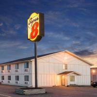 Super 8 by Wyndham Little Falls, hotel in Little Falls