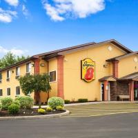 Super 8 by Wyndham Oneida Verona, hotel in Oneida