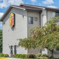 Super 8 by Wyndham New Stanton, hotel in New Stanton
