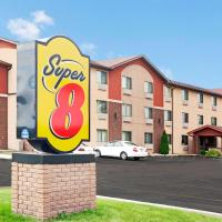 Super 8 by Wyndham Romeoville Bolingbrook