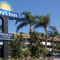 Days Inn by Wyndham San Diego Hotel Circle, отель в Сан-Диего