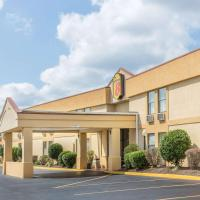 Super 8 by Wyndham Knoxville Downtown Area, hotel in Knoxville