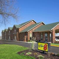 Super 8 by Wyndham Stafford/Springfield Area