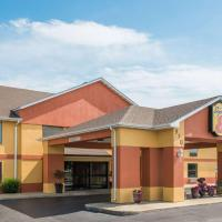 Super 8 by Wyndham Troy IL/St. Louis Area, hotel in Troy