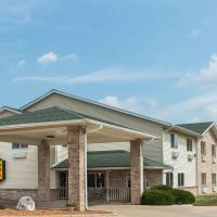 Super 8 by Wyndham Greenville, hotel in Greenville