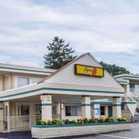 Super 8 by Wyndham W Yarmouth Hyannis/Cape Cod, hotel in West Yarmouth