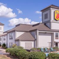 Super 8 by Wyndham Greer/Spartanburg Area, hotel near Greenville-Spartanburg International Airport - GSP, Greer