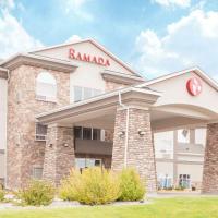 Ramada by Wyndham Pincher Creek, hotel in Pincher Creek