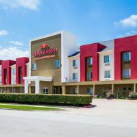 Wyndham DFW Airport North的Hawthorn Suites