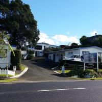 Blue Water Motel Tairua, hotel in Tairua