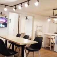 Hongdae Mainstreet Two Room House