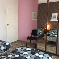 Your Second Home in Perno, hotel in Turku