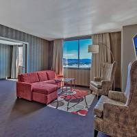 GSR Deluxe Parlor Suite - 2 Bedroom - Very Large - Sleeps 8, hotel near Reno-Tahoe International Airport - RNO, Reno