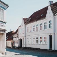 Kjobing Manor, hotel i Ærøskøbing