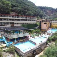 Hotel y Aguas Termales de Chignahuapan, hotel en Chignahuapan
