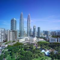 Traders Hotel Kuala Lumpur, отель в Куала-Лумпуре