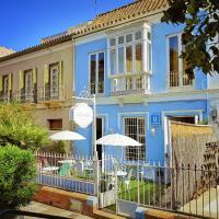 La Casa Azul B&B + Apartments, hotel a Málaga, La Malagueta