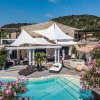 Villa Petra Bianca 12 à 18 pers À proximité de la Marina de Bonifacio Piscine Chauffée