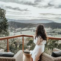 Kangaroo Ridge Retreat, hotel em Healesville