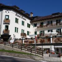 Hotel Pineta, hotel in Falcade