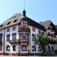 Hotel Neustädter Hof, отель в Титизее-Нойштадте