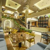 Hotel Union, hôtel à Podgorica