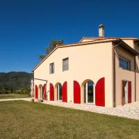 Cascina Canova B&B, hotell i San Giuliano Terme