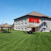 Motel Napoléon, hotel near Executive Gatineau-Ottawa Airport - YND, Angers