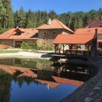 Zevlův mlýn, отель в городе Нове-Гради