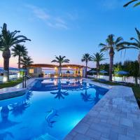 Eva Bay Hotel On The Beach (Adults Only), отель в городе Аделианос-Кампос
