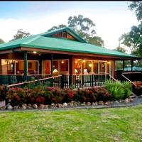 Valley View Luxury Retreat, hotel in Vacy