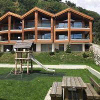 Bergquell B, hotel in Blatten bei Naters