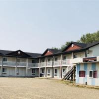 Good Times Motel, hotel em Langham