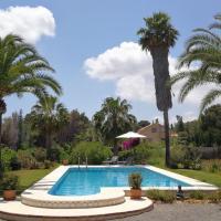 Studio Apartment in grosser Villa mit Pool