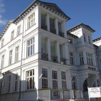 Hotel Fortuna, отель в Херингсдорфе
