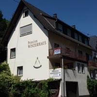 Hotel Pension Winzerhaus, hotel in Bacharach