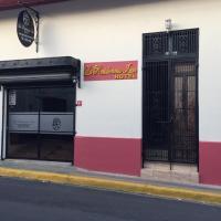 La Residencia Inn, отель в городе Хинотепе