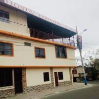 Hostal Corazón Del Mar, hotel em Manta