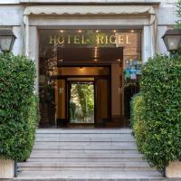 Hotel Rigel, hotel en Lido de Venecia