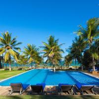 Pousada Praia das Ondas - Pé na areia, hotel in Itacimirim