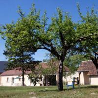 Domaine La Rougellerie La Maison du Jardin, hôtel à Chaumont-sur-Tharonne