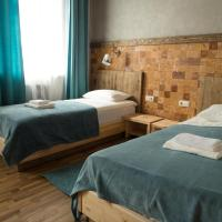 Three Skis Hotel, hotel in Petropavlovsk-Kamchatskiy