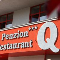 Penzión***Q, hotel in Zvolen