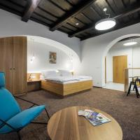 Fancy apartments by Prague Castle, hotel in Hradcany, Prague