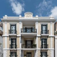 The Anthemion House, хотел в Кавала