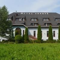 Motel Gombáš, hotel a Hubová
