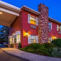 Best Western Grants Pass Inn, hotel in Grants Pass