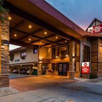 Best Western Plus Clocktower Inn, hotel in Billings