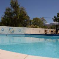 Esperides Hotel, hotell i Myrtos
